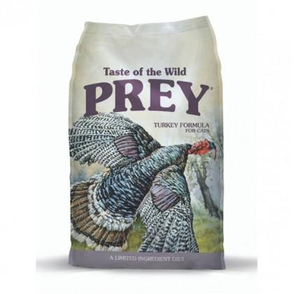 TASTE OF THE WILD PREY TURKEY CAT DRY FOOD 2.72KG