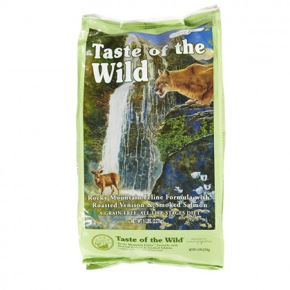 TASTE OF THE WILD TOTW ROCKY MOUNTAINFELINE CAT DRY FOOD 2KG