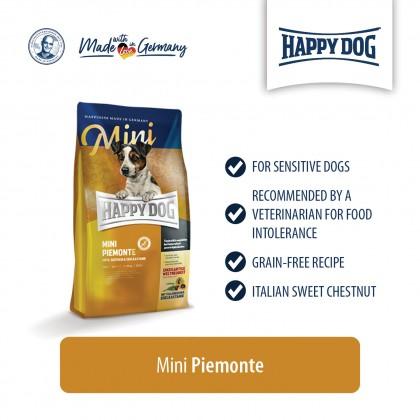 HAPPY DOG DRY FOOD MINI PTEMONTE 1KG