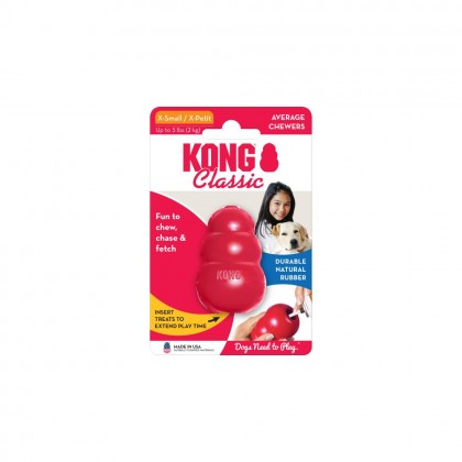 KONG CLASSIC SMALL T3 TOYS